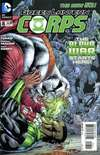 Green Lantern Corps #8 comic books - cover scans photos Green Lantern Corps #8 comic books - covers, picture gallery