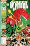 Green Lantern Corps Quarterly #4 comic books for sale