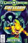 Green Lantern/Firestorm comic books