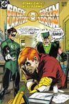 Green Lantern/Green Arrow #5 comic books - cover scans photos Green Lantern/Green Arrow #5 comic books - covers, picture gallery