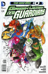Green Lantern: New Guardians #0 comic books - cover scans photos Green Lantern: New Guardians #0 comic books - covers, picture gallery
