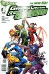 Green Lantern: New Guardians comic books