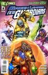 Green Lantern: New Guardians #4 comic books for sale