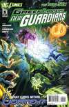 Green Lantern: New Guardians #5 Comic Books - Covers, Scans, Photos  in Green Lantern: New Guardians Comic Books - Covers, Scans, Gallery