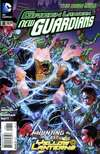 Green Lantern: New Guardians #8 comic books - cover scans photos Green Lantern: New Guardians #8 comic books - covers, picture gallery