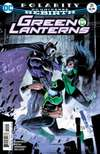 Green Lanterns #21 comic books for sale