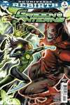 Green Lanterns #5 comic books for sale