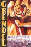 Grendel: Behold the Devil #5 comic books - cover scans photos Grendel: Behold the Devil #5 comic books - covers, picture gallery