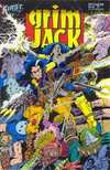 Grimjack #28 comic books - cover scans photos Grimjack #28 comic books - covers, picture gallery