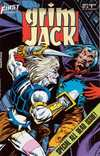 Grimjack #38 Comic Books - Covers, Scans, Photos  in Grimjack Comic Books - Covers, Scans, Gallery