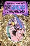 Groo Chronicles #4 comic books - cover scans photos Groo Chronicles #4 comic books - covers, picture gallery