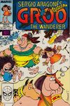 Groo the Wanderer #41 Comic Books - Covers, Scans, Photos  in Groo the Wanderer Comic Books - Covers, Scans, Gallery