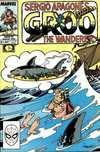 Groo the Wanderer #54 comic books - cover scans photos Groo the Wanderer #54 comic books - covers, picture gallery