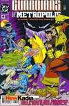 Guardians of Metropolis #4 comic books - cover scans photos Guardians of Metropolis #4 comic books - covers, picture gallery