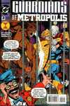 Guardians of Metropolis #2 Comic Books - Covers, Scans, Photos  in Guardians of Metropolis Comic Books - Covers, Scans, Gallery