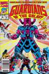 Guardians of the Galaxy #25 Comic Books - Covers, Scans, Photos  in Guardians of the Galaxy Comic Books - Covers, Scans, Gallery