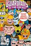Guardians of the Galaxy #29 comic books - cover scans photos Guardians of the Galaxy #29 comic books - covers, picture gallery