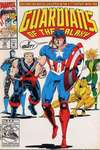 Guardians of the Galaxy #30 Comic Books - Covers, Scans, Photos  in Guardians of the Galaxy Comic Books - Covers, Scans, Gallery
