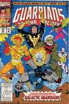 Guardians of the Galaxy #35 comic books - cover scans photos Guardians of the Galaxy #35 comic books - covers, picture gallery