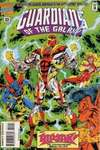Guardians of the Galaxy #55 Comic Books - Covers, Scans, Photos  in Guardians of the Galaxy Comic Books - Covers, Scans, Gallery