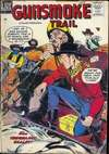 Gunsmoke Trail comic books