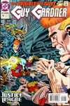 Guy Gardner #15 comic books - cover scans photos Guy Gardner #15 comic books - covers, picture gallery