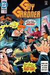 Guy Gardner #5 comic books - cover scans photos Guy Gardner #5 comic books - covers, picture gallery