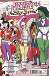 Gwenpool Holiday Special Comic Books. Gwenpool Holiday Special Comics.