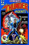Hall of Fame featuring the T.H.U.N.D.E.R. Agents comic books
