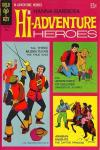 Hanna-Barbera Hi-Adventure Heroes Comic Books. Hanna-Barbera Hi-Adventure Heroes Comics.