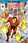 Harbinger #9 Comic Books - Covers, Scans, Photos  in Harbinger Comic Books - Covers, Scans, Gallery