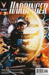 Harbinger #7 comic books for sale