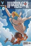 Harbinger: Faith Comic Books. Harbinger: Faith Comics.