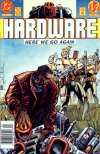 Hardware #14 comic books - cover scans photos Hardware #14 comic books - covers, picture gallery