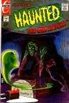 Haunted #6 comic books - cover scans photos Haunted #6 comic books - covers, picture gallery