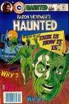 Haunted #69 Comic Books - Covers, Scans, Photos  in Haunted Comic Books - Covers, Scans, Gallery