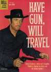 Have Gun Will Travel #7 Comic Books - Covers, Scans, Photos  in Have Gun Will Travel Comic Books - Covers, Scans, Gallery