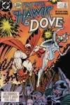 Hawk and Dove comic books