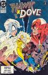 Hawk and Dove #16 comic books for sale