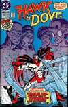 Hawk and Dove #25 comic books for sale