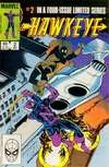 Hawkeye #2 comic books for sale
