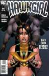 Hawkgirl #54 comic books - cover scans photos Hawkgirl #54 comic books - covers, picture gallery