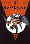 Hawkman Archives - Hardcover comic books