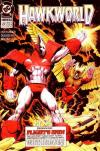 Hawkworld #27 Comic Books - Covers, Scans, Photos  in Hawkworld Comic Books - Covers, Scans, Gallery