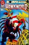 Hawkworld #3 comic books - cover scans photos Hawkworld #3 comic books - covers, picture gallery