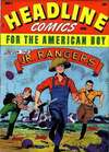 Headline Comics comic books