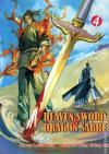 Heaven Sword & Dragon Sabre #4 comic books for sale