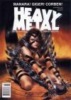 Heavy Metal: Volume 19 #5 Comic Books - Covers, Scans, Photos  in Heavy Metal: Volume 19 Comic Books - Covers, Scans, Gallery