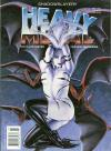 Heavy Metal: Volume 20 #2 Comic Books - Covers, Scans, Photos  in Heavy Metal: Volume 20 Comic Books - Covers, Scans, Gallery