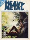 Heavy Metal: Volume 5 #1 Comic Books - Covers, Scans, Photos  in Heavy Metal: Volume 5 Comic Books - Covers, Scans, Gallery
